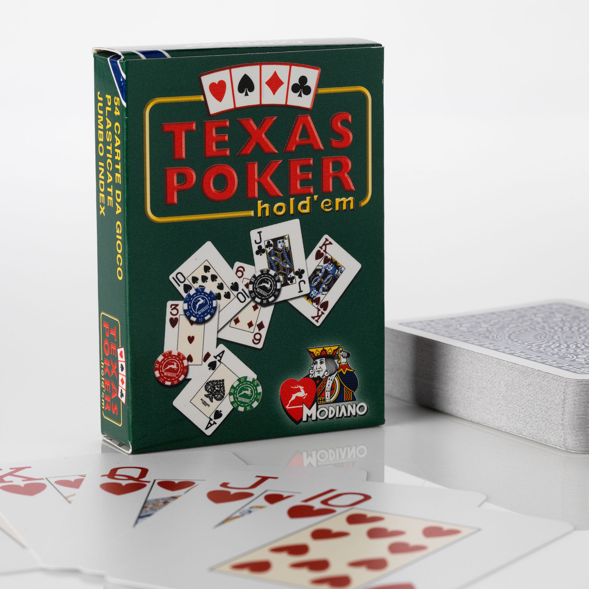 how to play poker cards texas