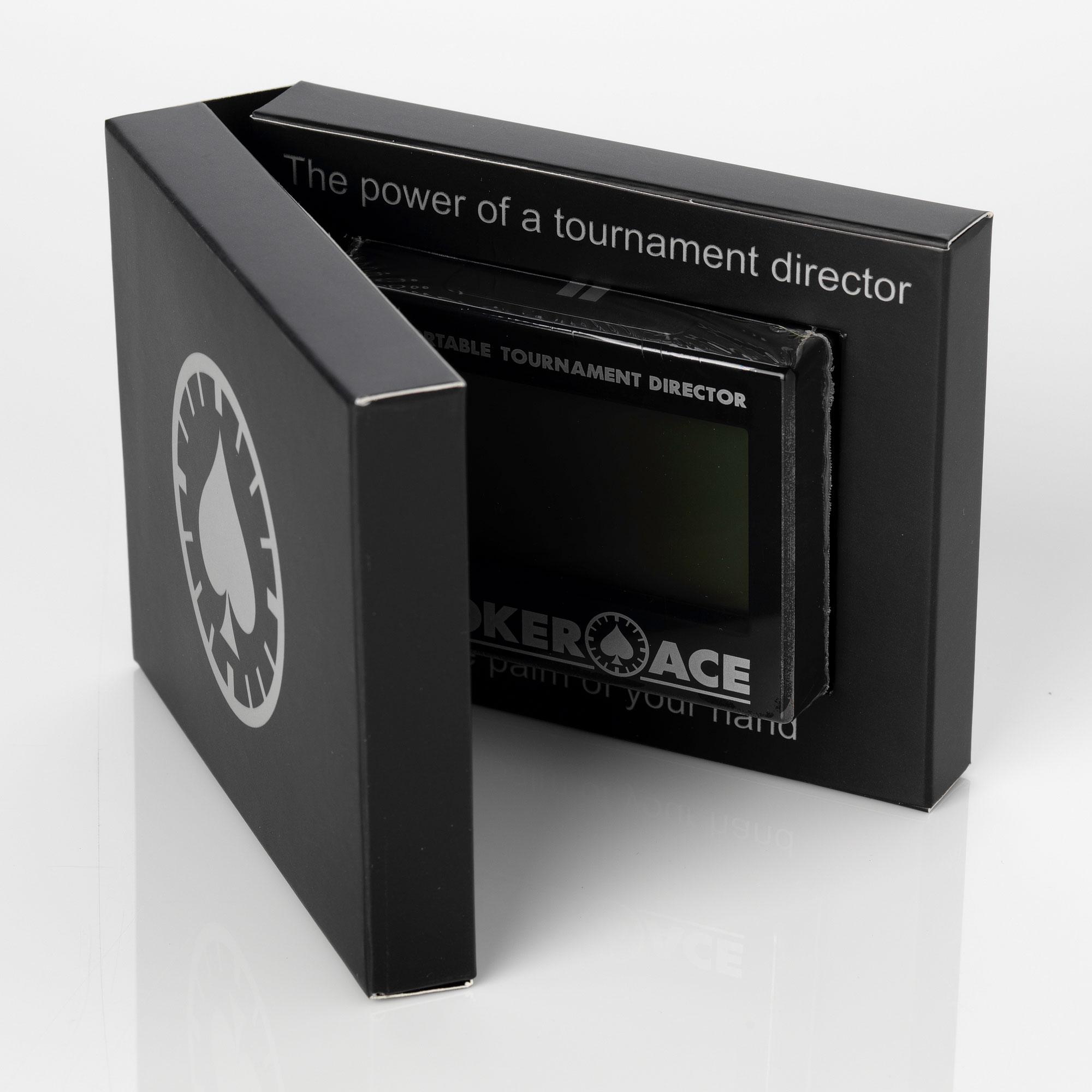 Poker ace timer