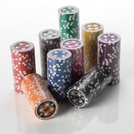 Loose Poker Chips 15G Squirrel Poker Poker Club Design