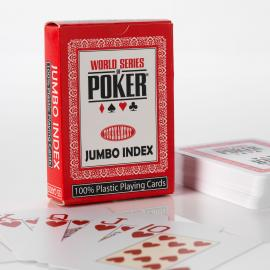 Modiano Limited Edition WSOP Poker Cards