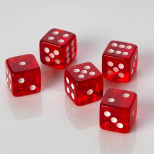 Quality Casino Style Dice