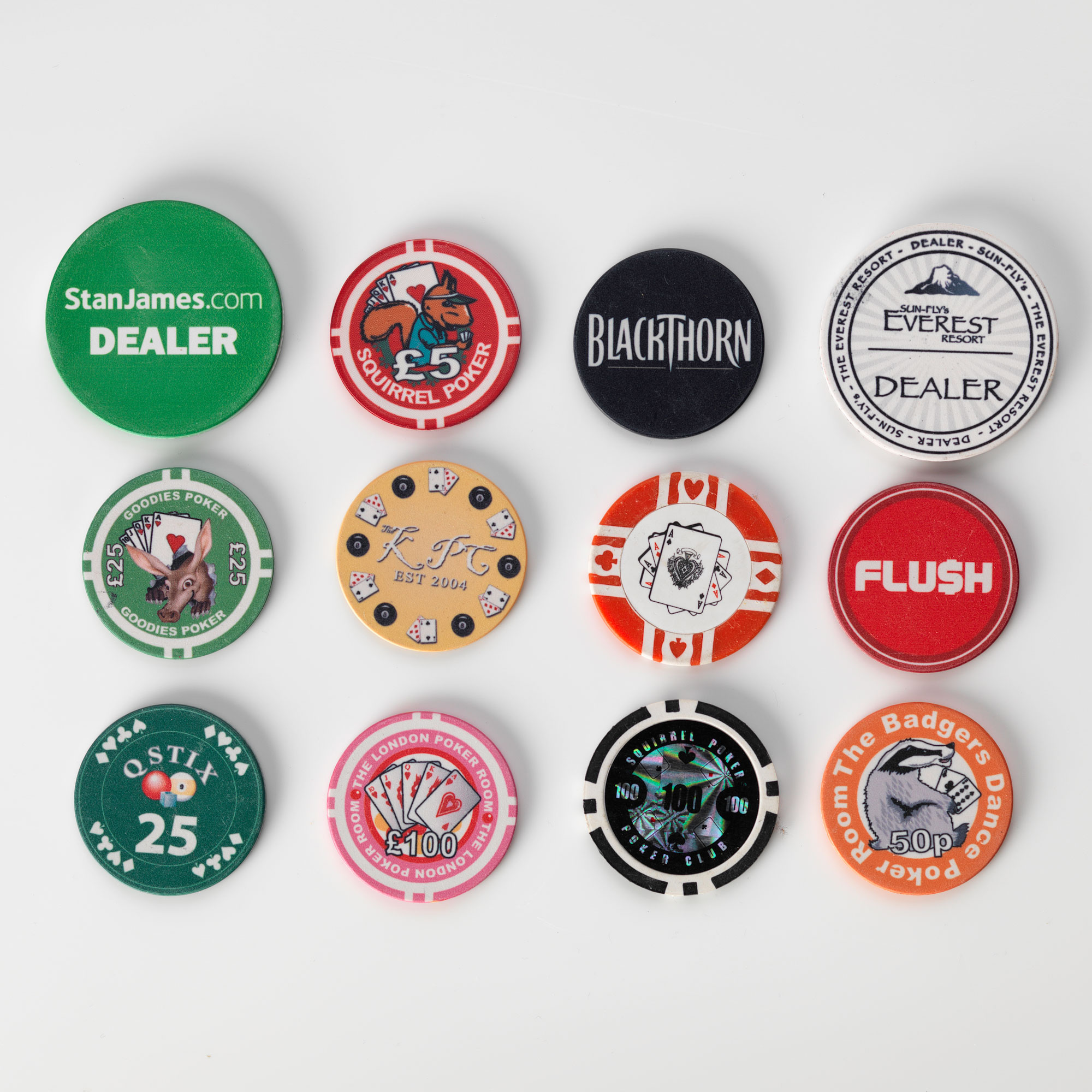 Product poker