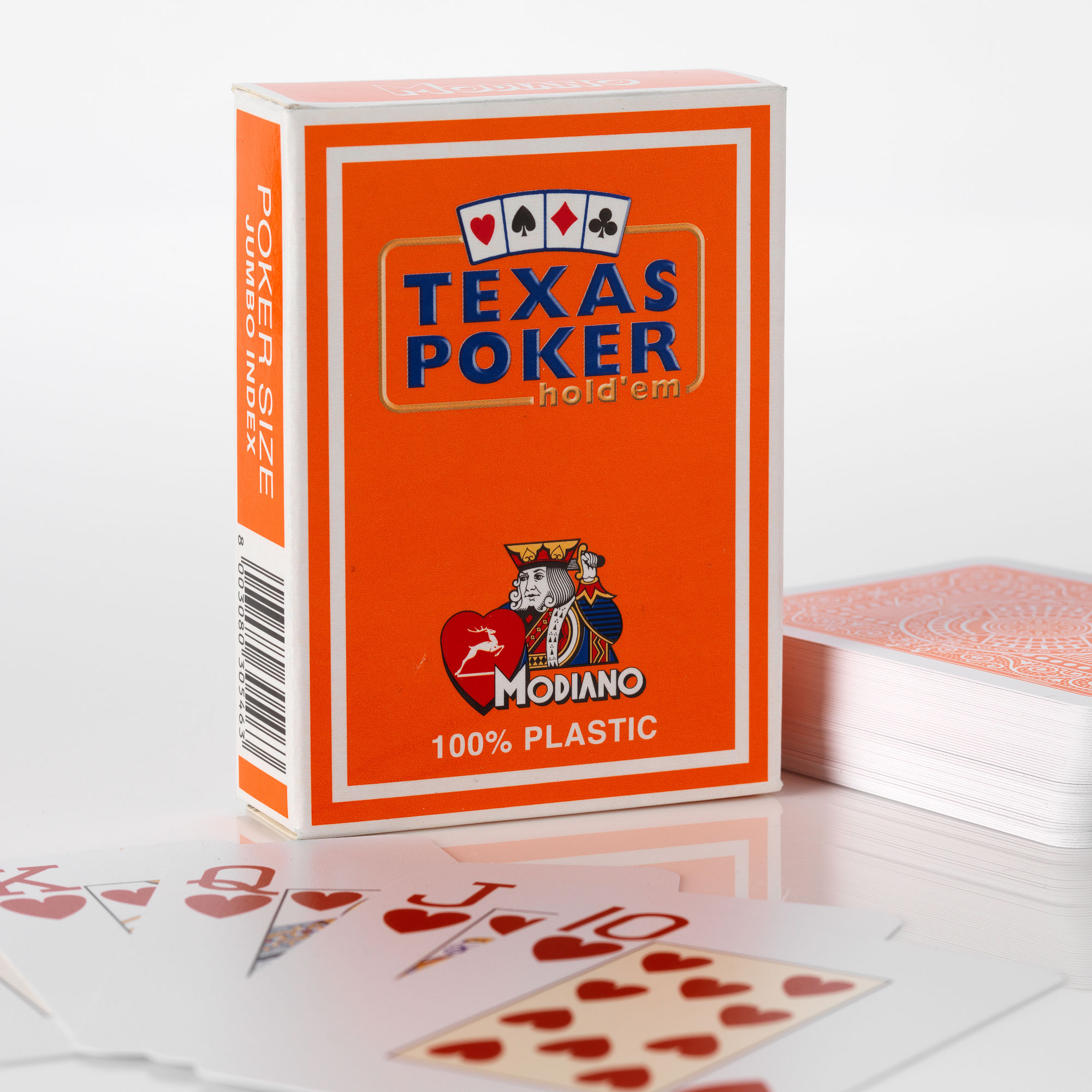 texas poker cards