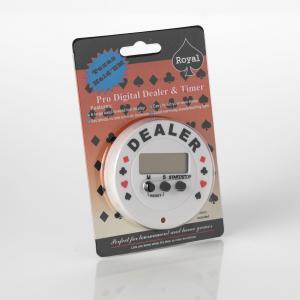 Pro Digital Dealer Poker Timer and Dealer Button
