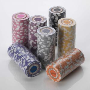 Loose Poker Chips 14G Squirrel Poker Cash Club