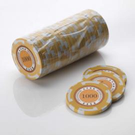 Loose Poker Chips 14G Squirrel Poker Cash Club